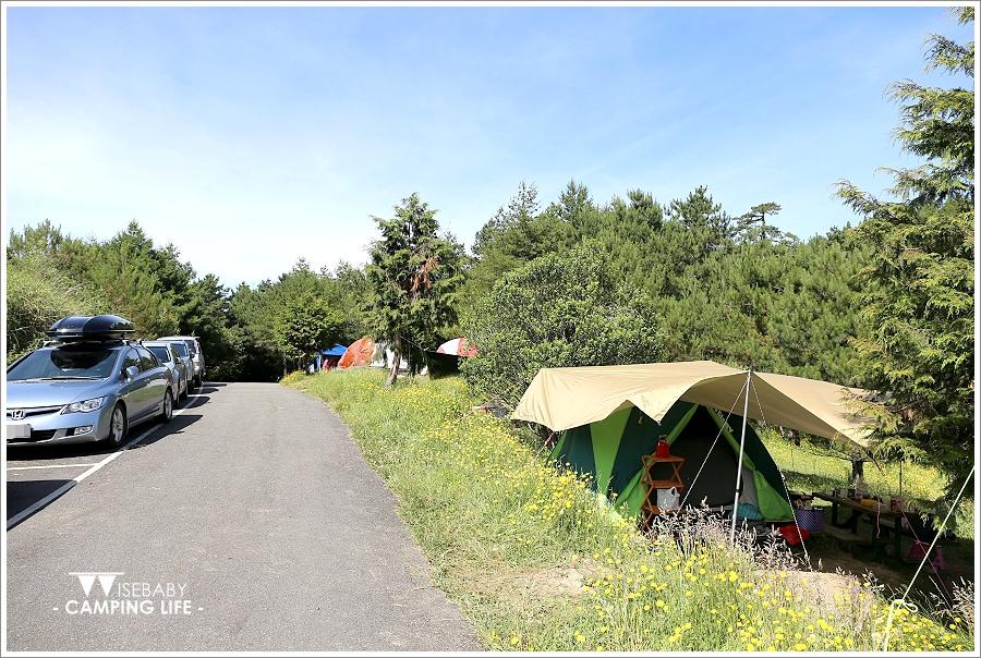露營 | 南投和平。福壽山農場露營區.全台海拔最高的露營勝地