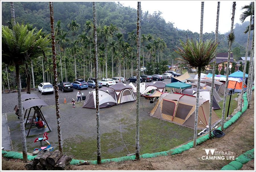 露營 | 南投魚池。魚雅筑露營區.連續第2露的雨中撒帳