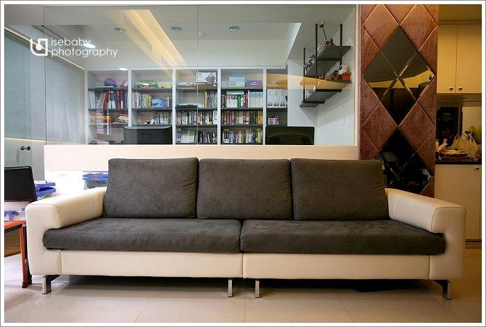 [居家] 沙發換新裝。冷調純粹
