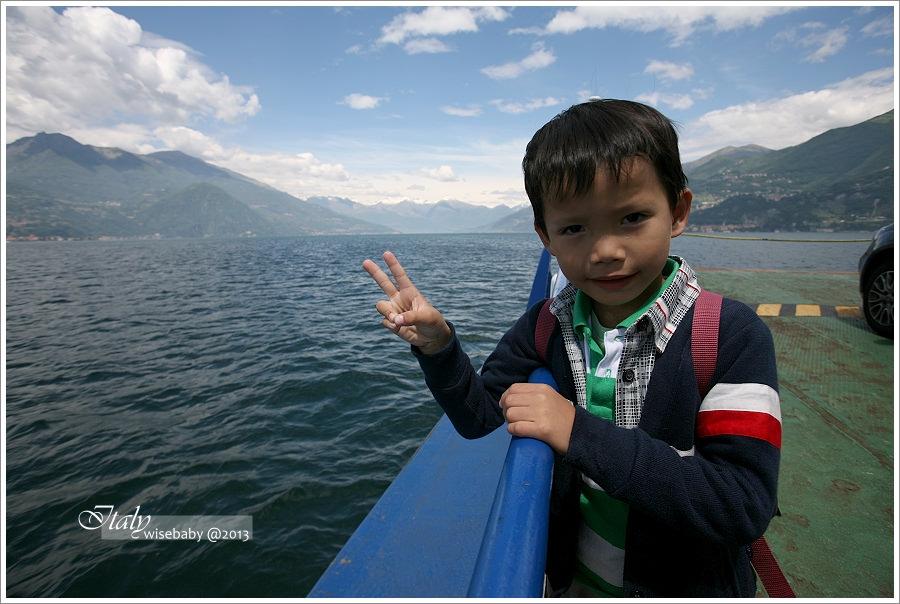 [義大利親子自助] 遊記-完整的親子旅行::Ryan在旅行中偶遇的緣份與點滴