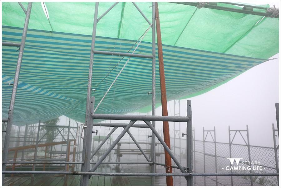 露營 | 桃園復興。拉拉山吾家農場.黃蜂颱風的美景遺憾