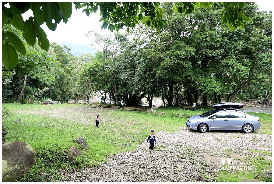 露營 | 苗栗南庄。祕境露營區.不超收的戲水營地