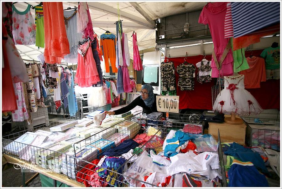 [義大利] 景點-托斯卡尼奇揚地小鎮(上)::Greve in Chianti與週六市集