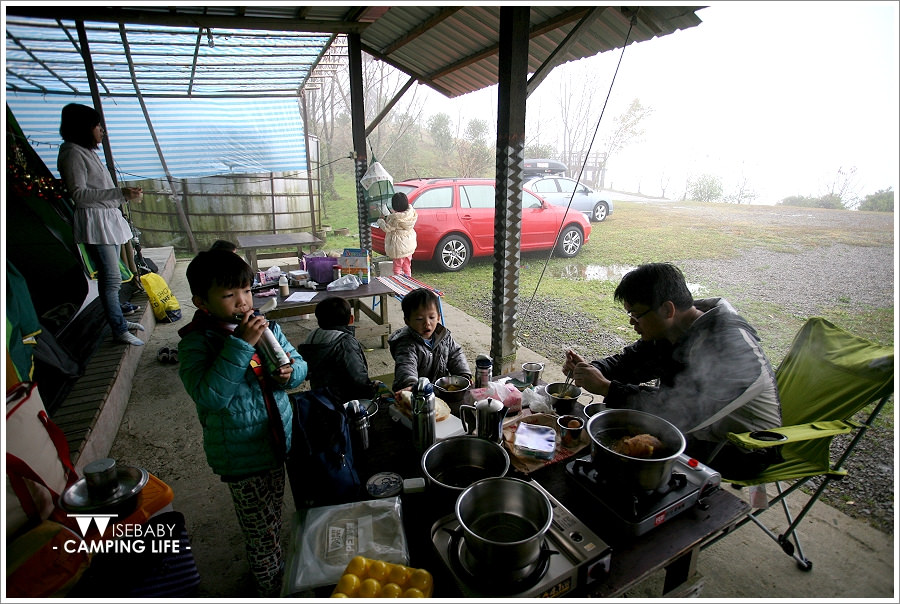 露營 | 新竹五峰。翡述景園.擁雲海大景與百萬夜景的景觀營地