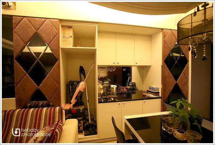 [窩] 開箱-設計與實用並存的客廳&餐廳