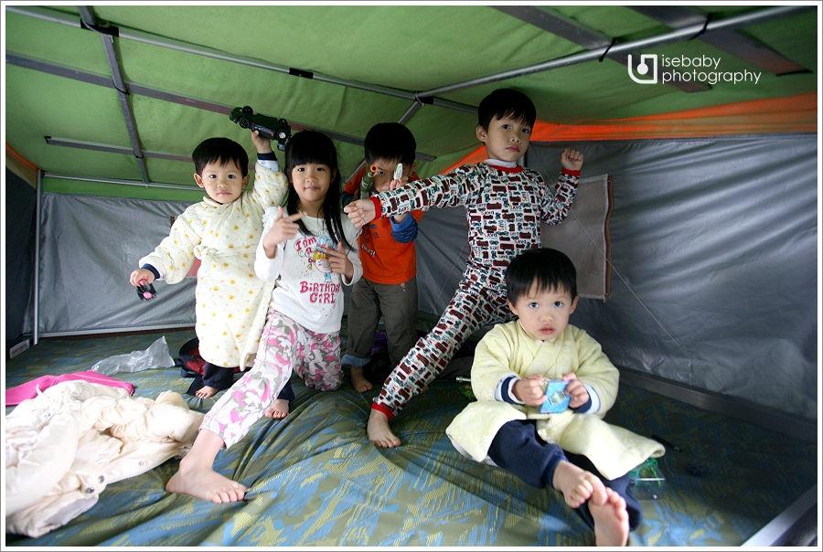 露營   新竹五峰。左岸涼山營地.三小二鳥的初露