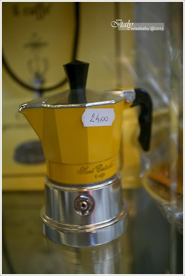 [義大利親子自助] 敗家-Roma::鹿角咖啡Sant'Eustachio Il Caffé
