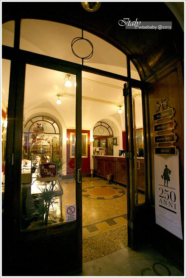 [義大利] 食記-Roma::羅馬最古老的百年希臘咖啡館Antico Caffe Greco