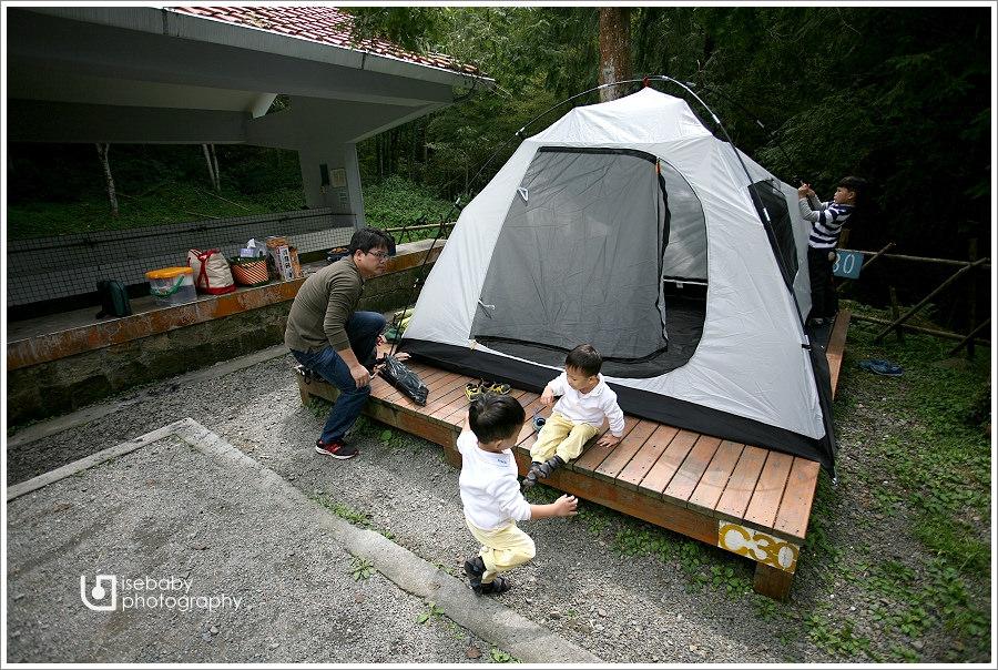 [露營] 南投鹿谷-露字第2號::真正的第一露@溪頭露營區(6Y5M+3Y2M)