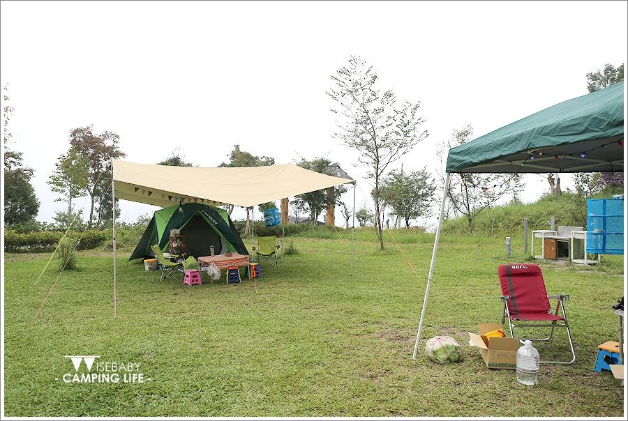 [露營] 新竹五峰。愛上喜翁.超夯營地三帳包場大草坪