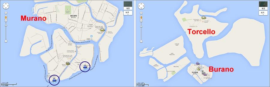 義大利自由行.威尼斯自助懶人包。行程、景點、散步地圖攻略