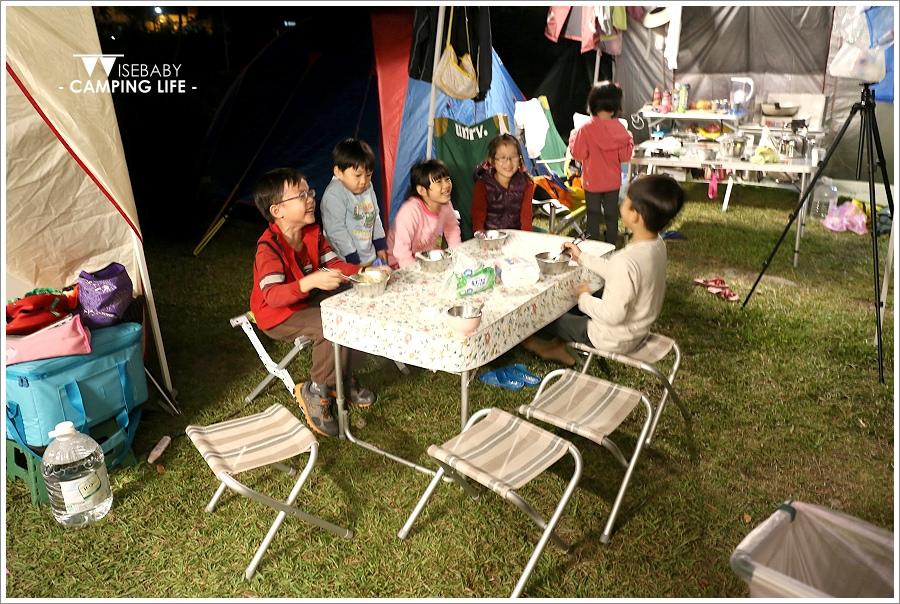 露營   台中和平。裡冷熊爸營地.南部老朋友團露小會師