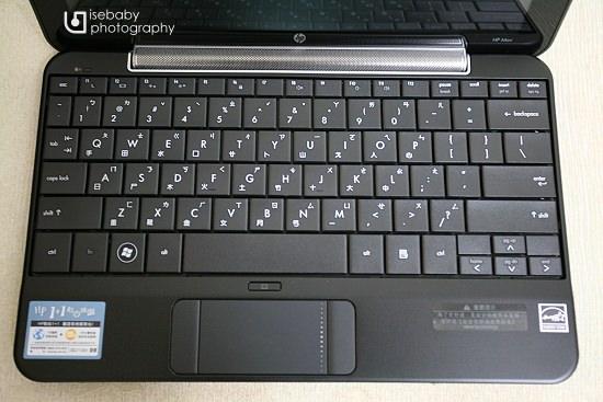 [開箱] HP mini 1001