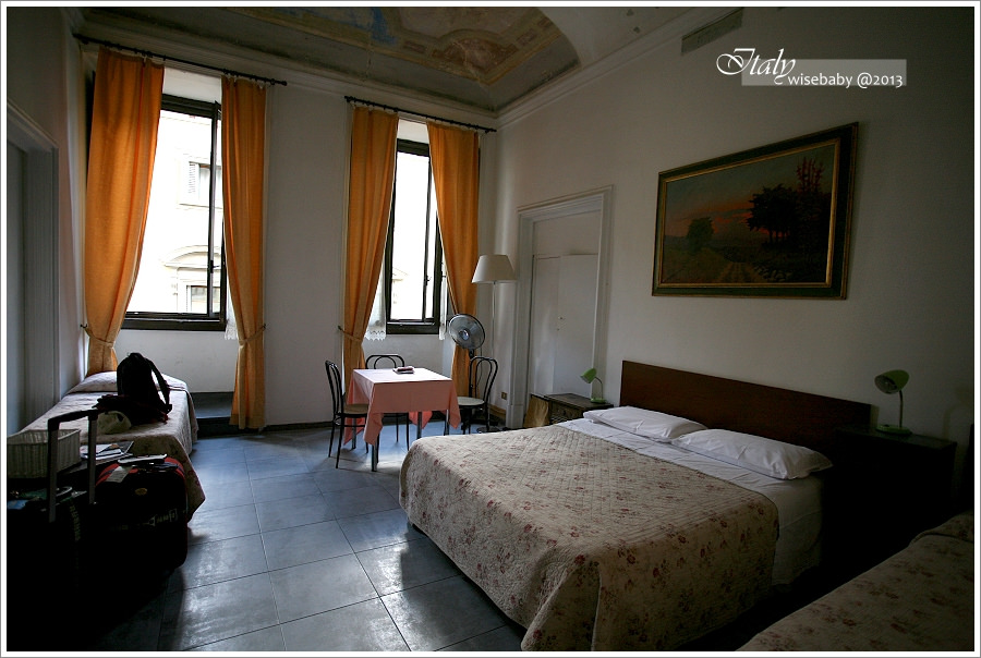 義大利 義大利8間住宿推薦懶人包