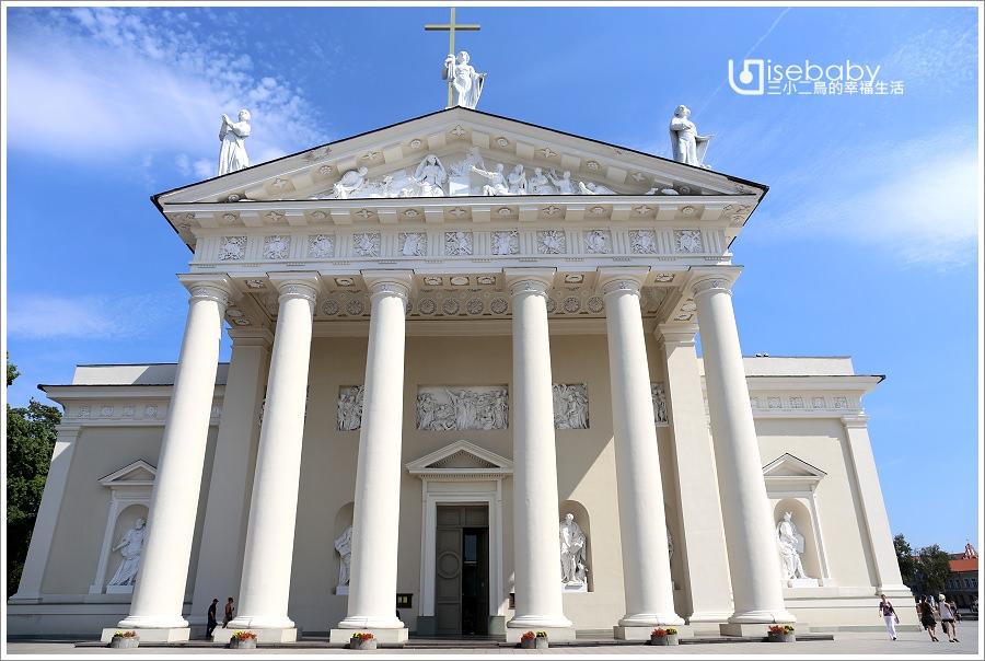 立陶宛 | 景點。Vilnius::維爾紐斯必去推薦景點.一日遊行程攻略(下)