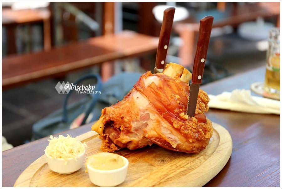 奧地利 | 美食。Salm Brau.維也納豬肋排必吃推薦