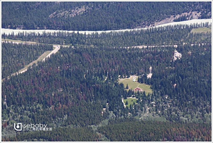 加拿大|景點。Jasper SkyTram.Jasper國家公園視野最棒的置高點