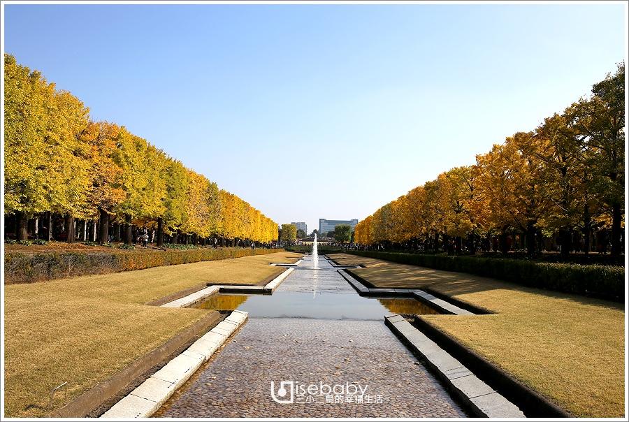 東京 | 賞楓×銀杏×親子推薦行程.昭和記念公園