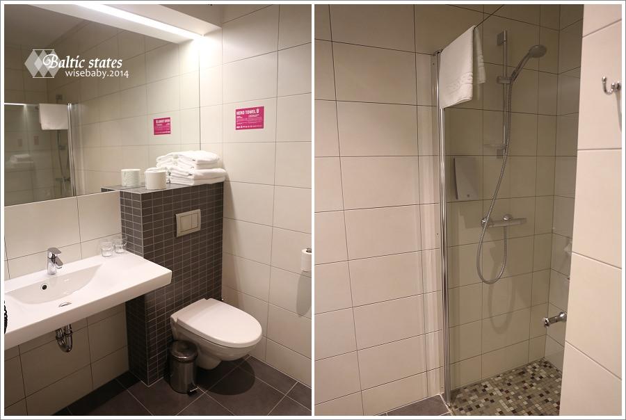 立陶宛 | 住宿推薦。首都維爾紐斯北歐現代搖滾風便宜旅館.Comfort Hotel LT